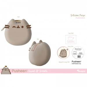 Silikonowa portmonetka Pusheen Sweet and Simple